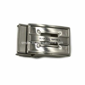 High Quality Metal Buckle for Leather Belt pictures & photos