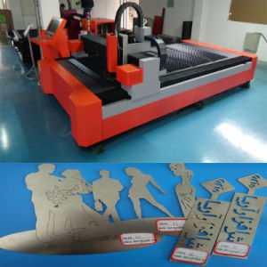 Automatic Control Laser Cutting Machines for Metals pictures & photos