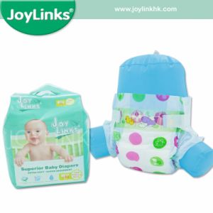 Hot Sell Good Absorbency Soft Baby Fine Diapers pictures & photos