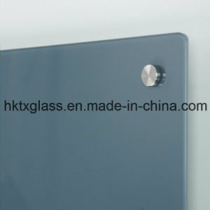 6mm Tempered Magnetic Glass Writing Whiteboard pictures & photos