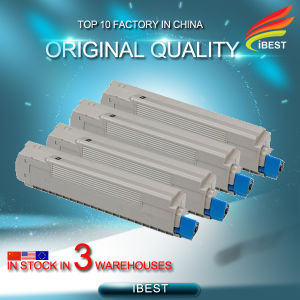 Remanufactured Compatible for Oki C8600 C8800 C8650 C8850 Toner Cartridge pictures & photos