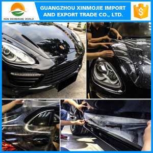 China Scratch Resistant Transparent Tpu Car Paint Protection Film
