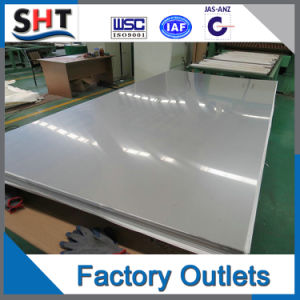 304 Cold Rolled Stainless Steel Sheet 4*8 pictures & photos