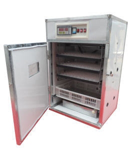 Automatic Small Industrial Chicken Egg Incubator Powered by Solar on Christmas Promotion pictures & photos