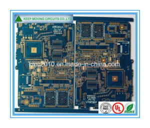 Multilayer 10-Layers Printed Circuit Board PCB pictures & photos