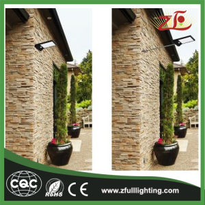3W Factory Good Sale Outdoor Solar LED Wall Light pictures & photos