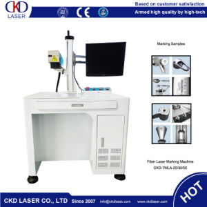 European Quality Profession Laser Marking Machine for Sale pictures & photos