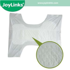 Healthy Disposable Comfortable Adult Diaper (Diamond Surface) pictures & photos