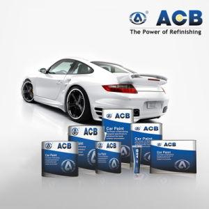Car Paint Work Automotive Coat Formula Body Filler pictures & photos