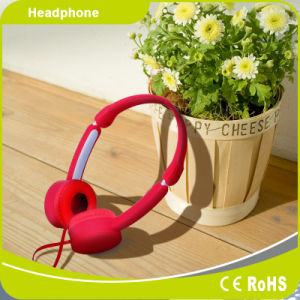 Factory Stereo Foldable Promotion Children Headphone pictures & photos