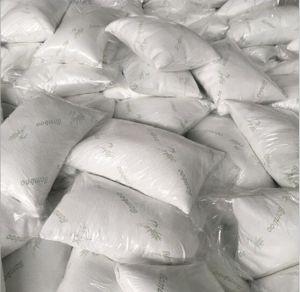 bamboo shredded memory foam pillow king size
