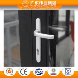 European Double Glazing as Standard Manufacture Aluminum Door pictures & photos