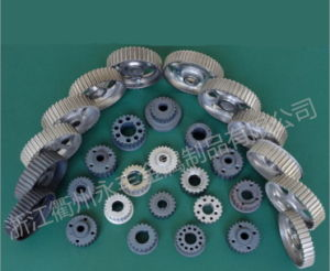 Kinds Sintered Powder Metal Structural Parts pictures & photos