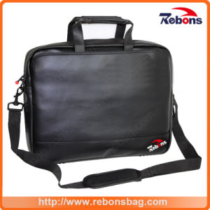 Good Quality Fashionable Factory Price Messenger Bag Fashion Bag 17 Laptop Computer Bag for MacBook PRO with Two Plastic Pads on The Bottom to Protect The Bag pictures & photos