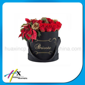 Popular Custom Round Flowers Gift Paper Packaging Box pictures & photos