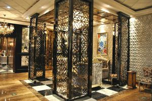 Restaurant Curtain Room Dividers pictures & photos
