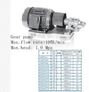 Gear Pump pictures & photos
