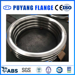 16mn Ring Flange of Customer′s Drawing (PY00112) pictures & photos