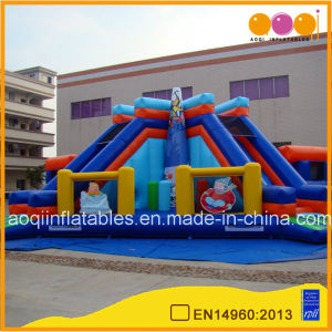 Fashion Inflatable Fun City Obstacle Park (AQ0157) pictures & photos