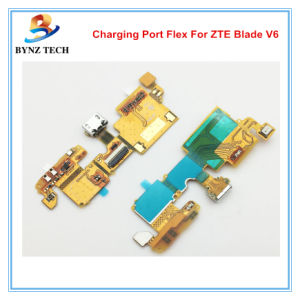 USB Charging Port Connector Flex for Zte Blade V6 Blade X7 Blade D6 pictures & photos