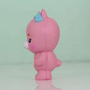Very Resilient Squishy Red Goat Model PU Toy pictures & photos