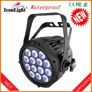 Outdoor 14X10W RGBW 4in1 LEDs PAR Light pictures & photos