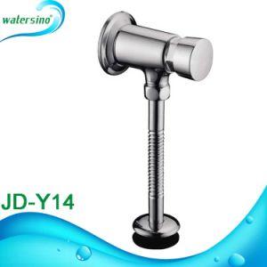 High Quality Push Button Bathroom Toilet Flush Valve pictures & photos