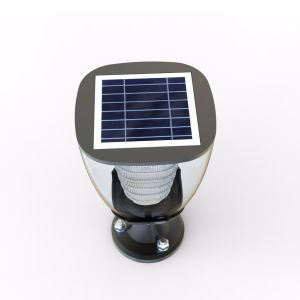 Garden LED Solar Lamp with Rechargeable Solar Panels Sale pictures & photos