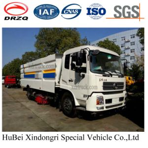 8cbm Dongfeng Road Sweeper Truck Euro 4 pictures & photos