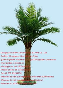 Artificial Plants and Flowers of Date Palm Gu5435003362361344703425 pictures & photos