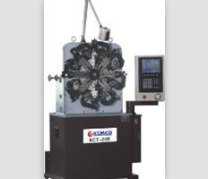 Kcmco-Kct-20b 0.2-2.0mm CNC Clipl Spring Machine with 3 Axis&Versatile Wire Forming Machine pictures & photos