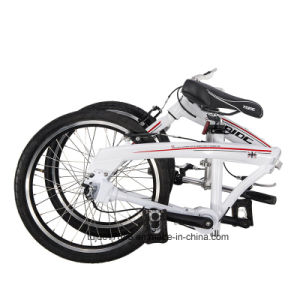 20′′schoolgirl Leisure Folding Bike, Fashion No Chain Bicycle pictures & photos