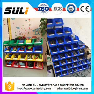 Warehouse Plastic Storage Bins Parts Box pictures & photos