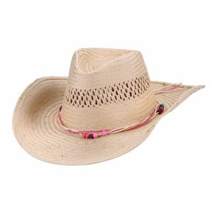 Unisex Cowboy Straw Hat pictures & photos