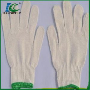7/10gauge Working Gloves Knitted Cotton Gloves pictures & photos
