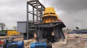 Kl Series Symons Combined Hydraulic Stone Cone Crusher pictures & photos