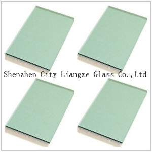 8mm Golden Tea Tinted Glass&Color Glass&Painted Glass for Decoration/Building pictures & photos