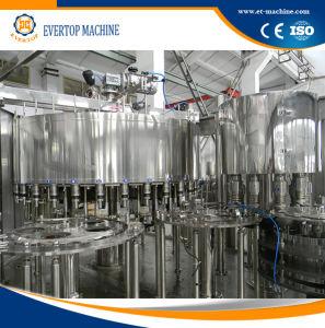 Automatic Plastic Bottle Juice Production Filling Line pictures & photos