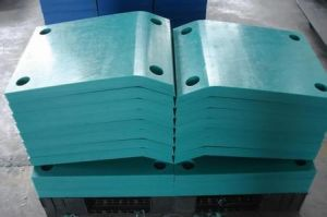 Polyurethane Fender, Rubber Fender for Mining, Coal Separating Plant, Shipbuilding Industry pictures & photos