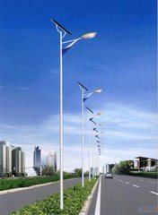 All in One Solar Street Light Ce CCC Certification Approved Aluminium Used Street Light Poles