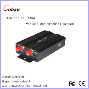 Coban Tk103b Mobile APP and Web Tracking Platform GPS Tracker with Relay pictures & photos