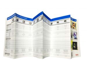 High Quality Coated Paper Customzied Softcover Brochure Printing pictures & photos