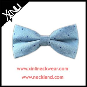 Mens Wholesale Silk Jacquard Bowtie pictures & photos