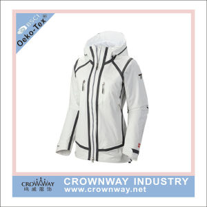 100% Polyester Lightweight Waterproof Jacket pictures & photos