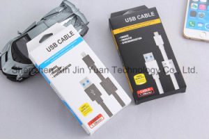 Universal USB Data Charger Cable with Magnetic Ring pictures & photos