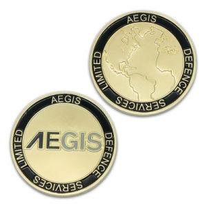 High Quality Cheap Metal Enamel Souvenir Coin Game Shopping Keyholder pictures & photos