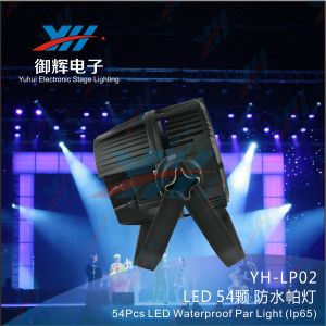 54*3W Waterproof DJ Show Outdoor Stage Effect DMX LED PAR Light pictures & photos