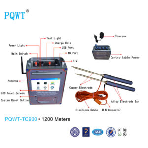 Pqwt-Tc900 Long Range Underground Water Detector pictures & photos