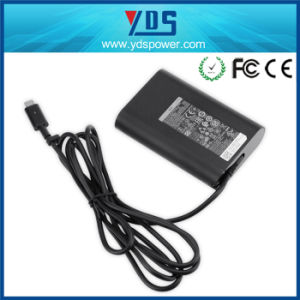 65W 20V 3.25A Type C Laptop Adapter for DELL pictures & photos