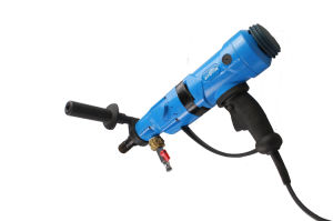 DBC-18 hand held 132mm diamond core drill motor for concrete pictures & photos